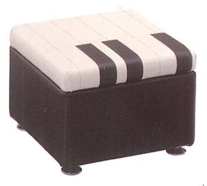 鍵盤柄ベンチボックスS