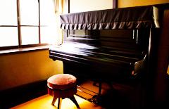 ピアノの運送
